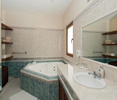Upstairs Master Suite Bathroom